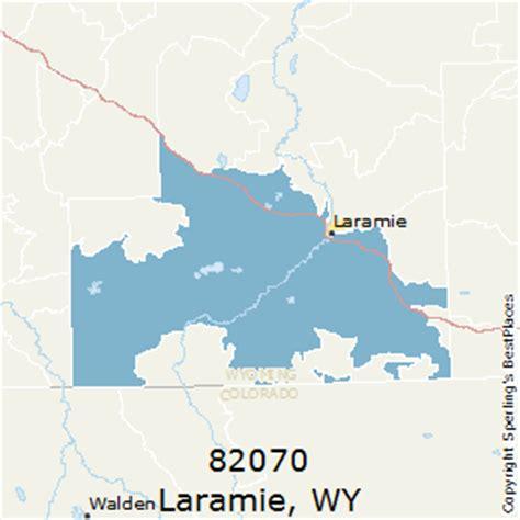 zip code map wyoming best places to live in laramie zip 82070 wyoming