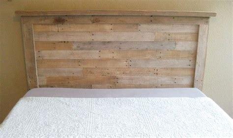 pallet board headboard pallet board bed frame headboard rodney pinterest