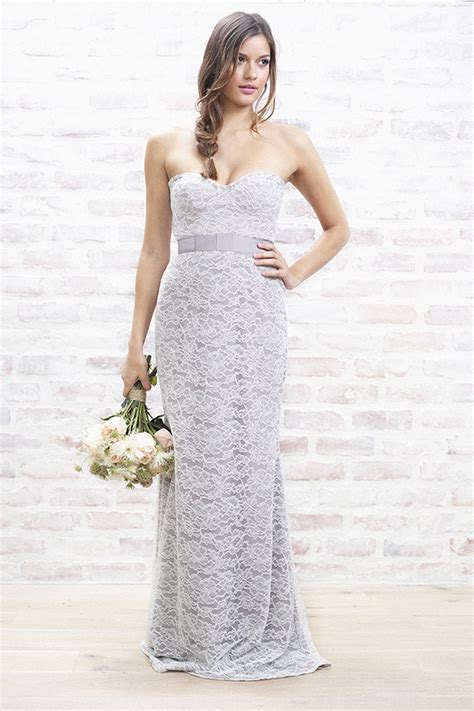 The Conrad 08 Collection by Wedding Bells The New Paper Crown Bridesmaids Collection