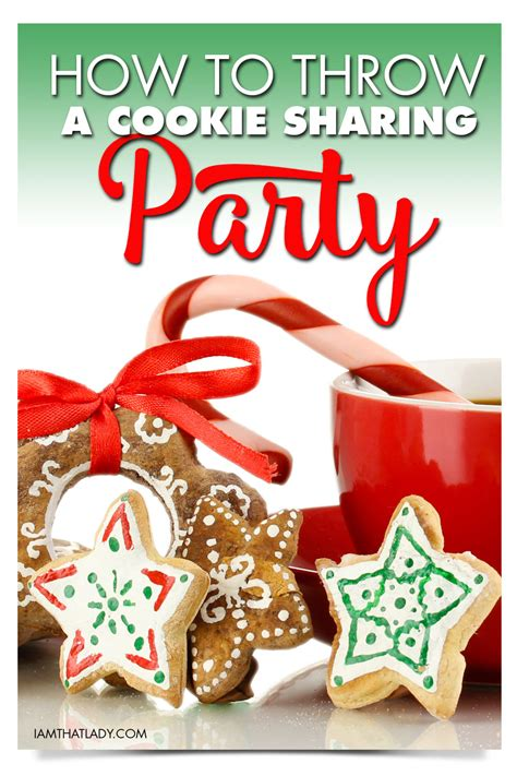 how to host a christmas cookie exchange party day 28