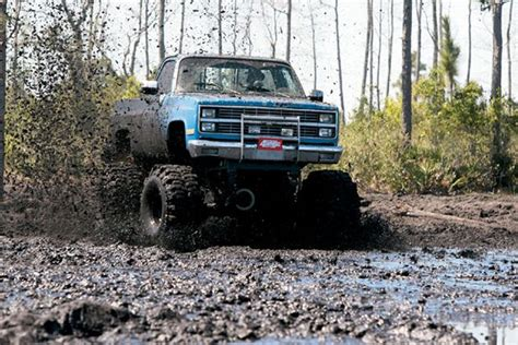 truck mud bogging building 4x4 mud bogging trucks 4 wheel road magazine