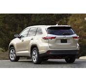 2018 Toyota Highlander Features Performance Models And Specification
