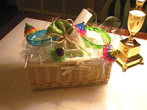 decorative gifts for the home decorative gift basket hgtv