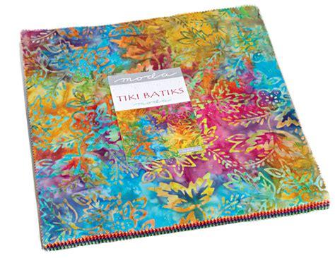 10 layer cake fabric moda tiki batiks layer cake 10 quot precut fabric quilting