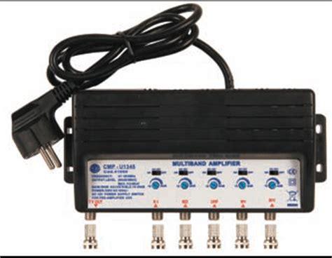 alimentatore per antenna tv fracarro lificatori antenna digitale terrestre