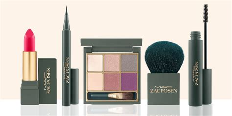 The Tents Part V Mac Makeup For Zac Posen Y Kei And Badgley Mischka Second City Style Fashion mac cosmetics x zac posen makeup collaboration 2018