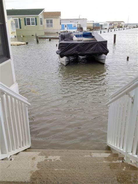public boat launch in ocean city md maryland s ocean city wakes up to sandy damage