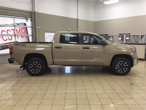 toyota us1 new 2018 toyota tundra trd off road 4 door pickup in