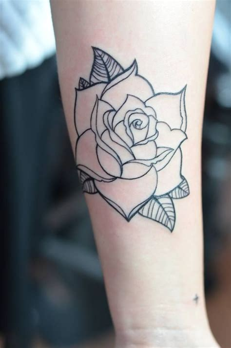 oldschool rose tattoo oldschool tattoos