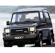 DAIHATSU Rocky Wagon  1988 1989 1990 1991 1992 1993