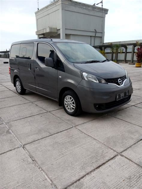 2012 Nissan Evalia 1 5 Xv At nissan evalia 1 5 xv matic 2014 grey km 28 rban