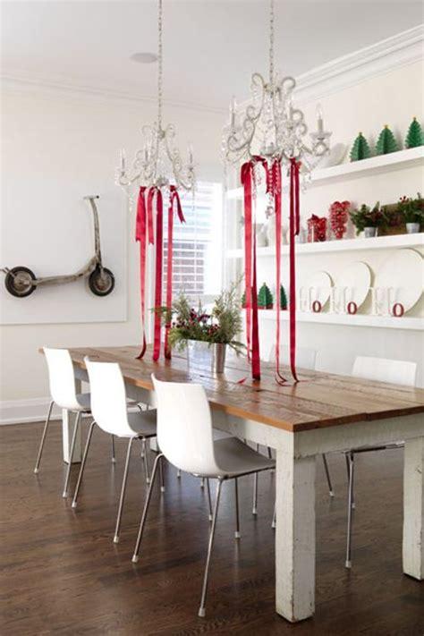 como decorar un comedor de navidad decoraci 243 n navidad ideas simples para el comedor ideas