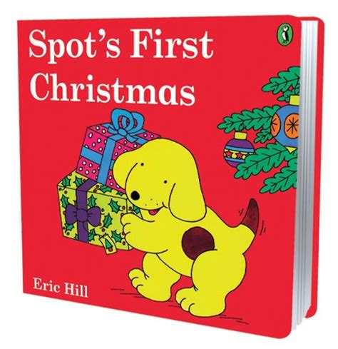 libro spots first christmas spot s first christmas board book scholastic book club