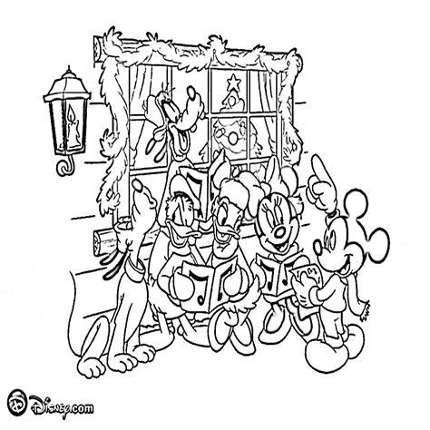 imagenes para colorear de mickey mouse en navidad fresco dibujos para colorear mickey navidad