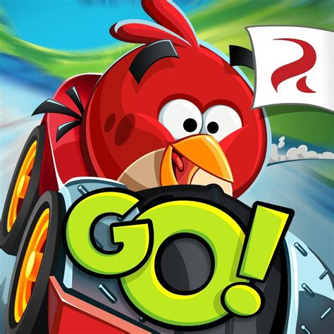 angry birds go review ign