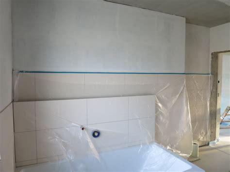 Badezimmer Verputzen by W 228 Nde Verputzen Im Badezimmer Elvenbride