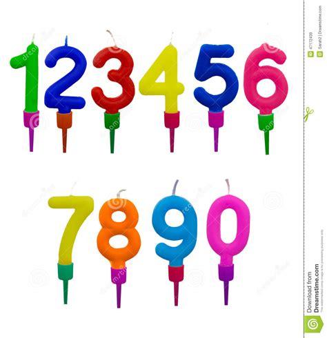 candele torta candele in supporti numeri della torta di compleanno