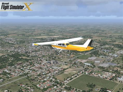 Microsoft Flight Simulator X microsoft flight simulator x to be released on december 18th