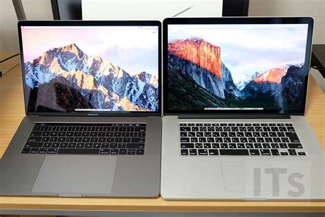 Macbook Pro Di Infinite 15インチmacbook pro 2016 開封レビュー 旧型の外観比較もしてみた it strike