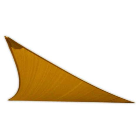 earthco shade sails 16 1 2 ft patio triangle