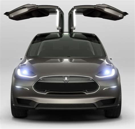 Falcon Door patent filing confirms production tesla model x will