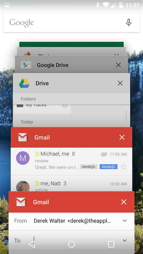 google design lollipop a closer look at how material design improves multitasking