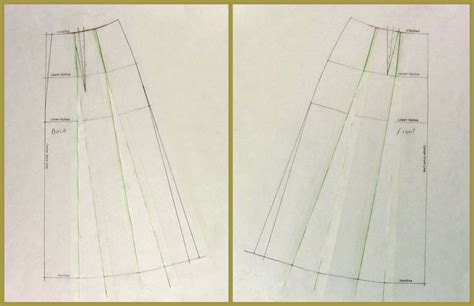 pattern making online long a line skirt pattern www pixshark com images