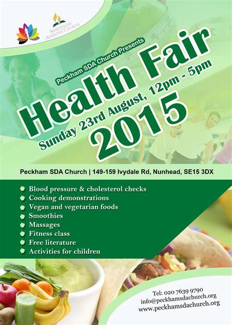 templates for health fair flyers health fair flyer ideas tolg jcmanagement co