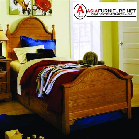 Tempat Tidur Minimalis Kayu Jati tempat tidur minimalis kayu jati asia furniture