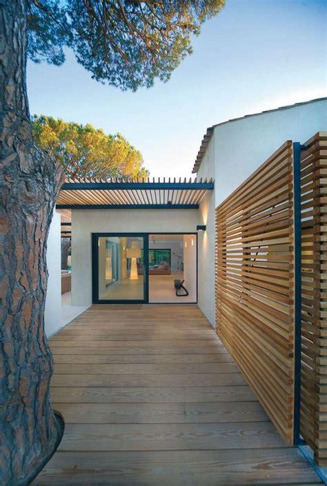 superbe claustra design pour terrasse 7 17 meilleures id233es 224 propos de bardage en bois