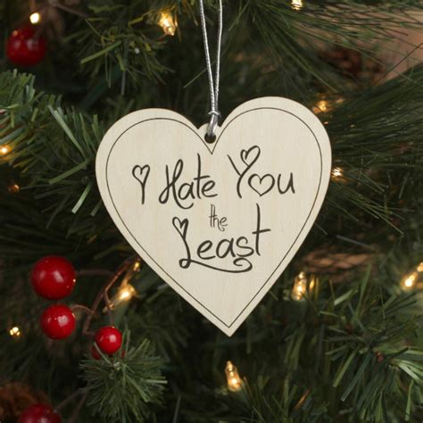 rude christmas tree decorations rude tree ornaments for who