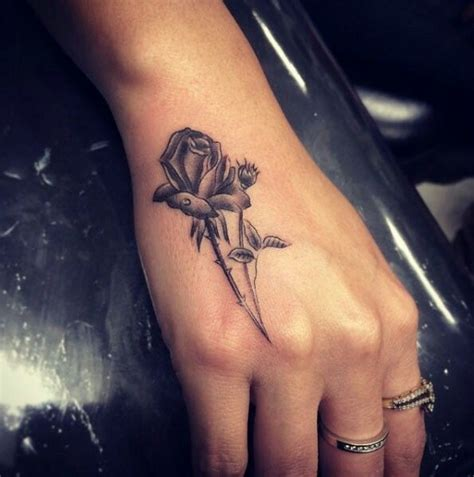 rose bud tattoo images best 25 bud ideas on and
