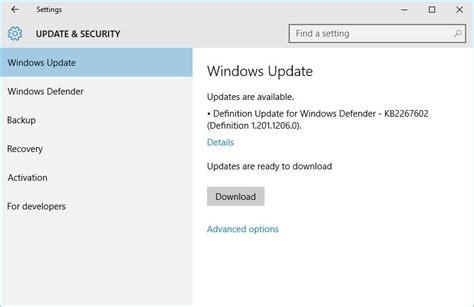 tutorial update ke windows 10 tutorial cara mematikan disable windows update windows 10