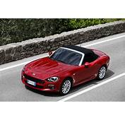 New Fiat 124 Spider Priced From &16319545 In The UK
