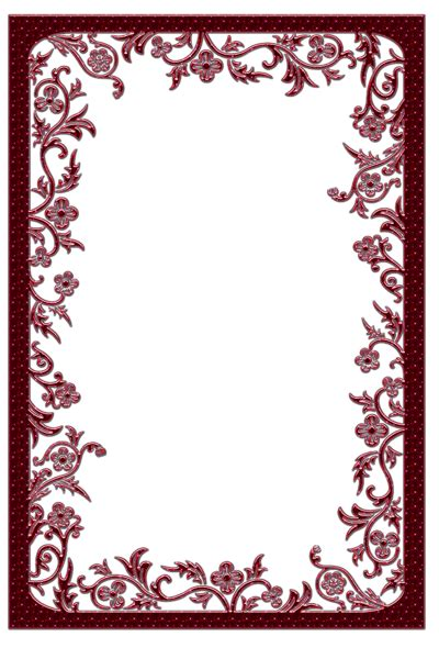 large frame pattern recognition large red transparent frame منتدى مدينة قطنا pinterest