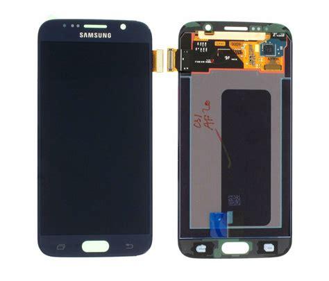 Samsung Lcd S6 samsung g920f galaxy s6 lcd display module black gh97 17260a parts4gsm