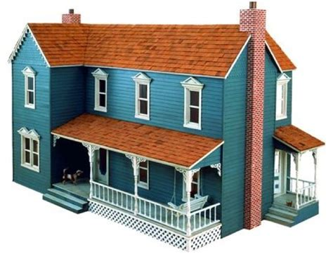 barbie doll house woodworking plan easy woodworking