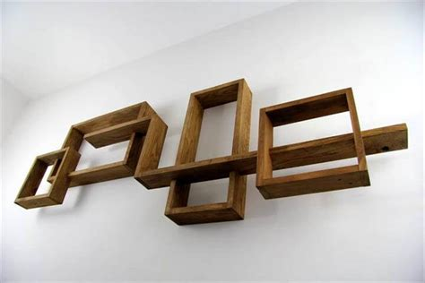 wooden wall display shelves pallet wood wall display shelves 101 pallets