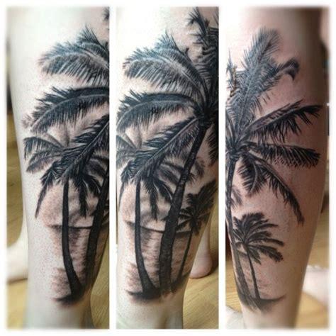Ideen Für Den Fuss by Die Besten 25 Palmen Tattoos Ideen Auf