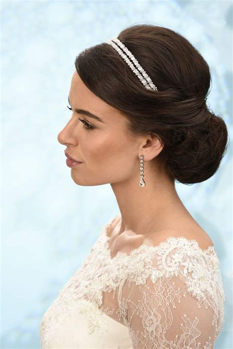 17 best ideas about tiara hairstyles on wedding tiara hair wedding tiara hairstyles