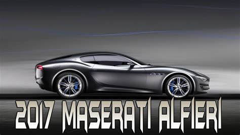 maserati alfieri interior 2017 maserati alfieri preview exterior and interior