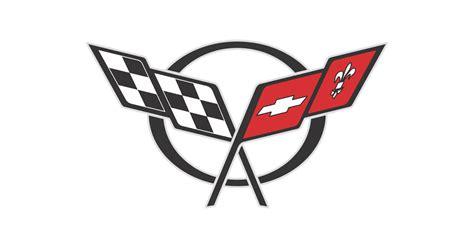 vintage corvette logo corvette logo