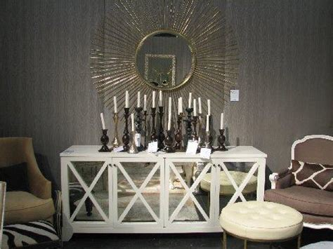 Mirrored Dining Room Buffet mirrored sideboard contemporary dining room