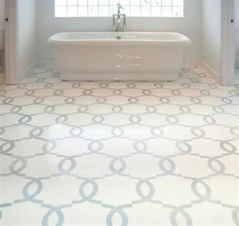 bathroom floor ideas classic mosaic as vintage bathroom floor tile ideas