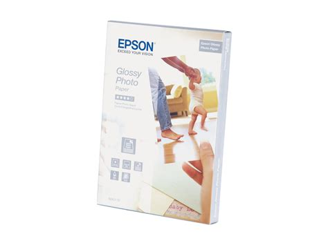 Spectra Glossy Photo Paper A4 210 Gr 20 Lembar epson glossy photo paper papier photo 20 feuille s