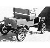 Build A 1901 Packard Gas Car