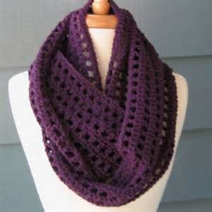 How Many Inches Should An Infinity Scarf Be Striped Infinity Scarf 66 Inches Crochet From Artsycrochet On