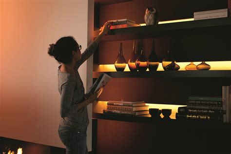 philips hue lightstrip under cabinet philips new hue lightstrip plus is bright enough to