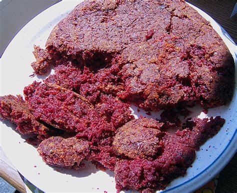 rote grütze kuchen rezept gr 252 nkern rote bete kuchen rezept mit bild hans60