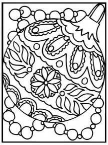 Star Ornament Coloring Page Free Printable Pages sketch template